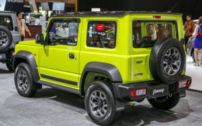 Suzuki Launched New Jimny in Indonesia at GIIAS 2019 4