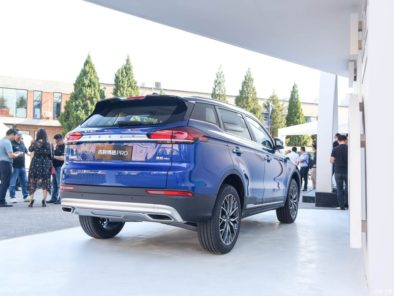 Geely Boyue Pro Debuts in China 14