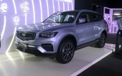 Geely Boyue Pro Debuts in China 4