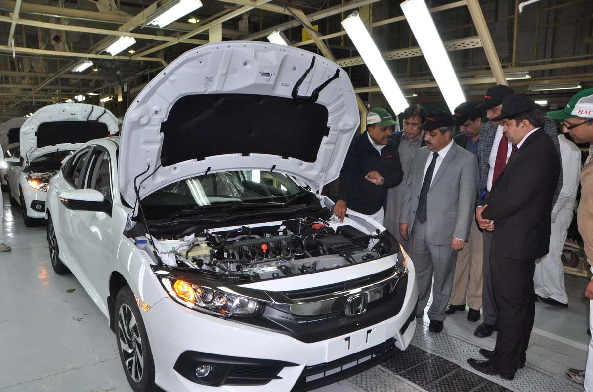 Honda Atlas Suffers 77% Profit Decline 2