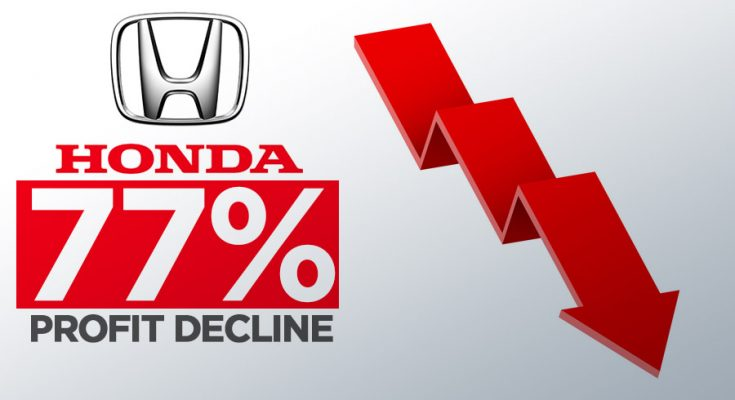 Honda Atlas Suffers 77% Profit Decline 1