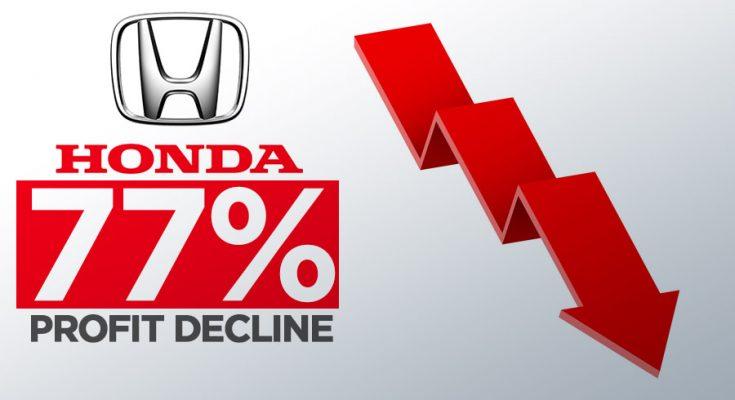 Honda Atlas Suffers 77% Profit Decline 2