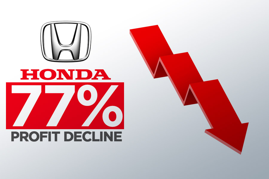 Honda Atlas Suffers 77% Profit Decline 9