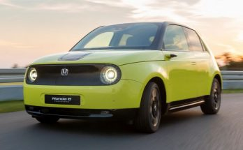 Honda E Appears at Goodwood Hill- More Details Available 1