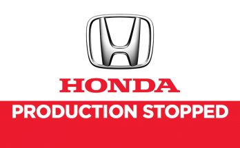 Honda Atlas Halts Car Production in Pakistan 13