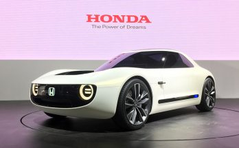 Honda Developing a Global Modular Electric Platform 1