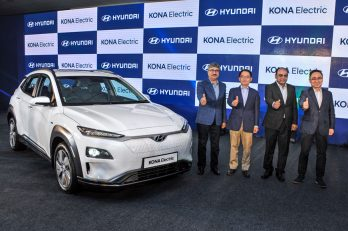 Hyundai Kona Electric Launched in India Priced at INR 25.3 Lac 10