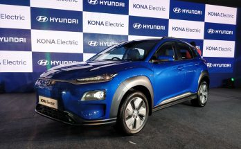 Hyundai Kona Electric Launched in India Priced at INR 25.3 Lac 12