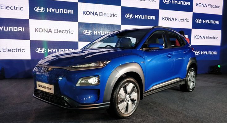 Hyundai Kona Electric Launched in India Priced at INR 25.3 Lac 1