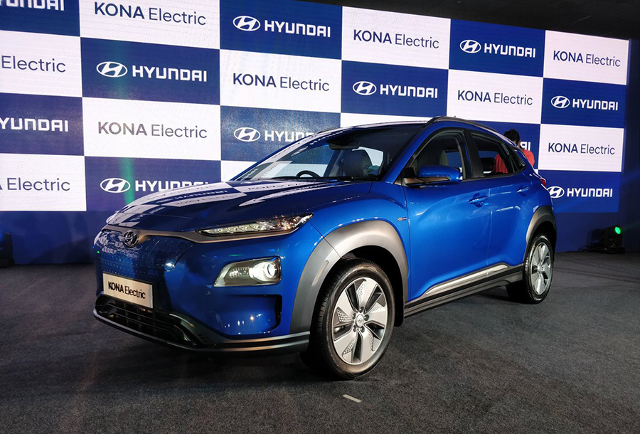 Hyundai Kona Electric Launched In India Priced At INR 25.3
