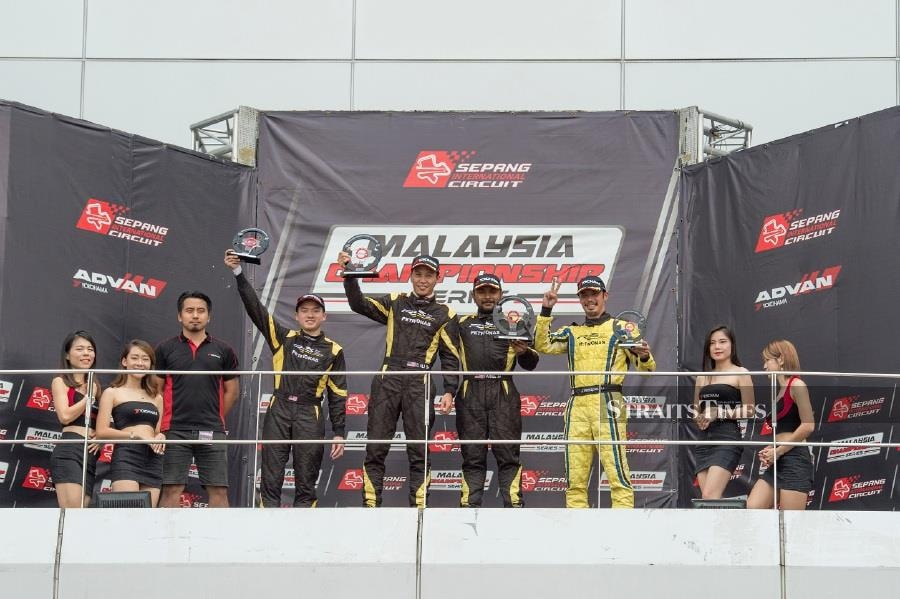 Team Proton R3 Clinches Double Victory at 2019 Malaysia Championship Series 3