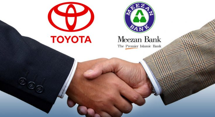 Meezan Bank and Indus Motor Company Sign MoU for Priority Delivery of Toyota Vehicles 1