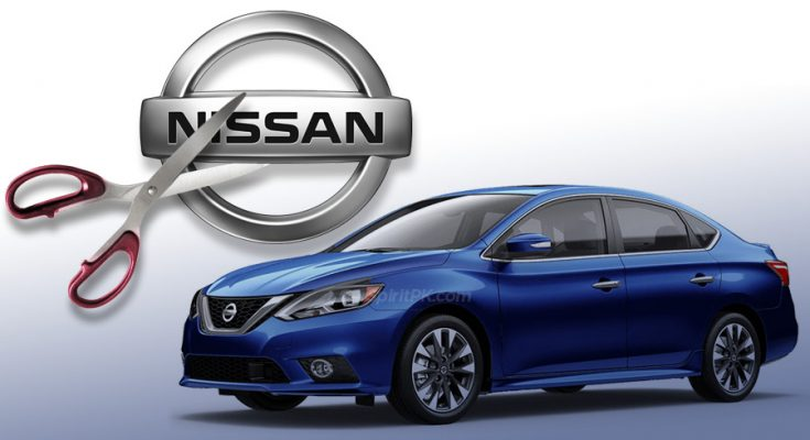 Nissan to Cut 10% of its Global Lineup 1