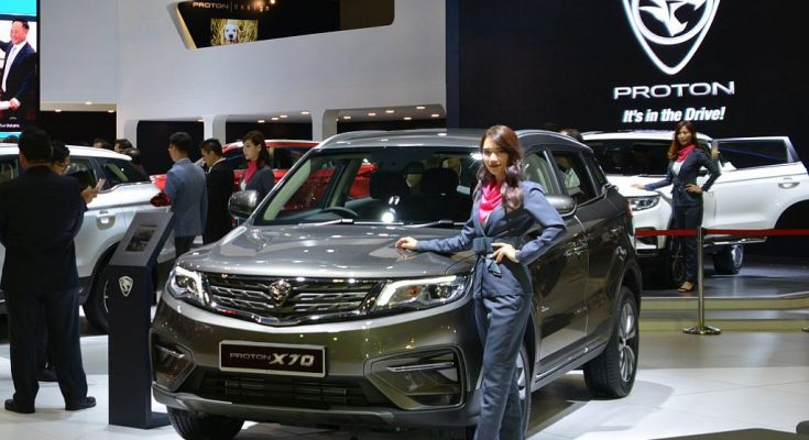Proton Captures Highest Market Share in Malaysia in 47 Months 1