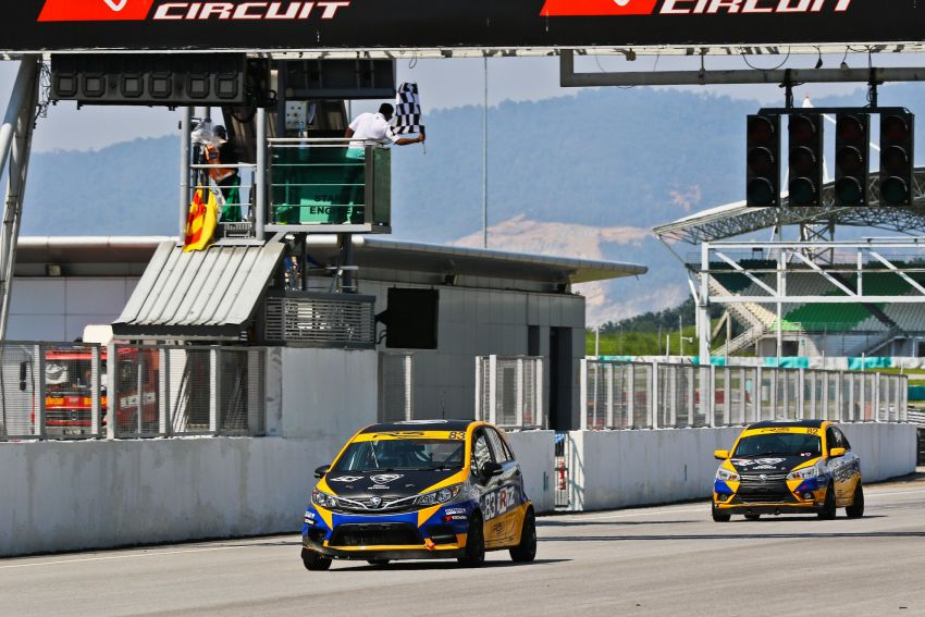 Team Proton R3 Clinches Double Victory at 2019 Malaysia Championship Series 2