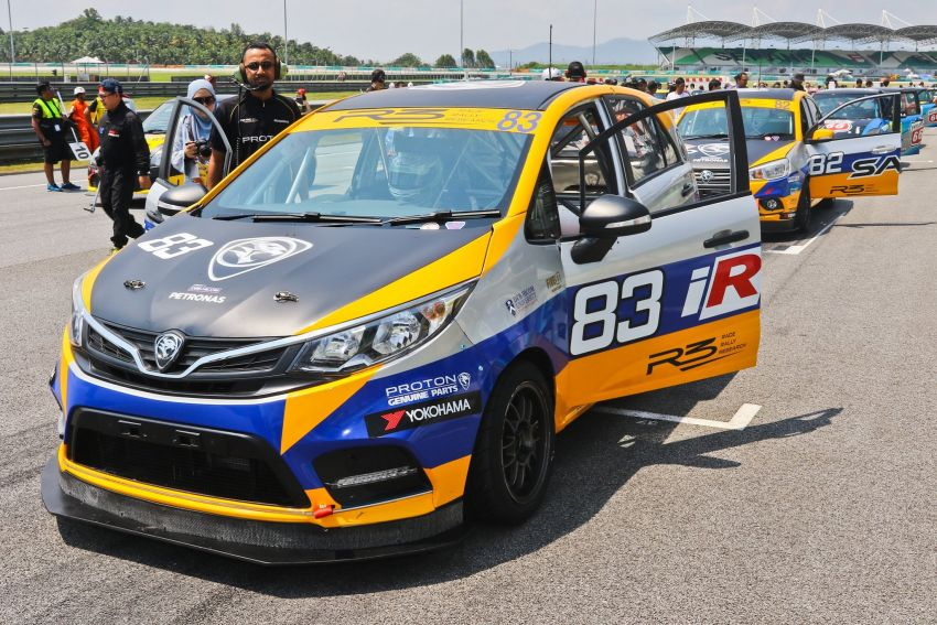 Team Proton R3 Clinches Double Victory at 2019 Malaysia Championship Series 27