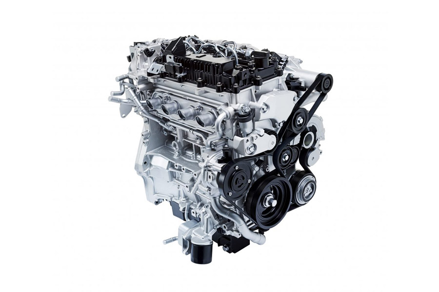 Mazda and Toyota to Team Up for a New 6-Cylinder Engine 7