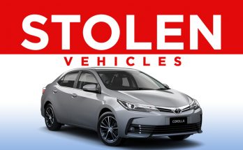IMC Issues Public Notice Regarding Stolen Vehicles 17