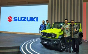 Suzuki Launched New Jimny in Indonesia at GIIAS 2019 3