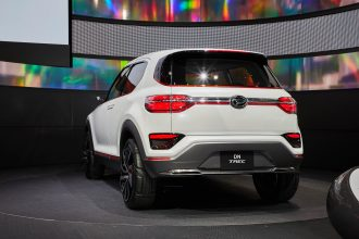 Toyota's New Compact SUV Likely to Debut in November 2019 5