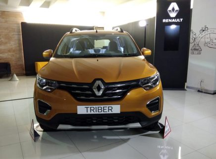 Renault Triber to be Showcased at GIIAS 2019 4