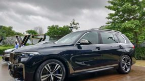 BMW X7 Launched in Pakistan and India 14