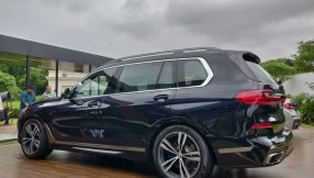 BMW X7 Launched in Pakistan and India 15