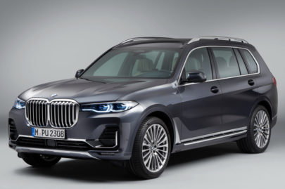 BMW X7 Launched in Pakistan and India 2