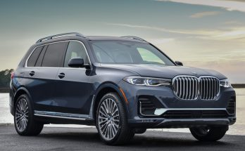 BMW X7 Launched in Pakistan and India 12