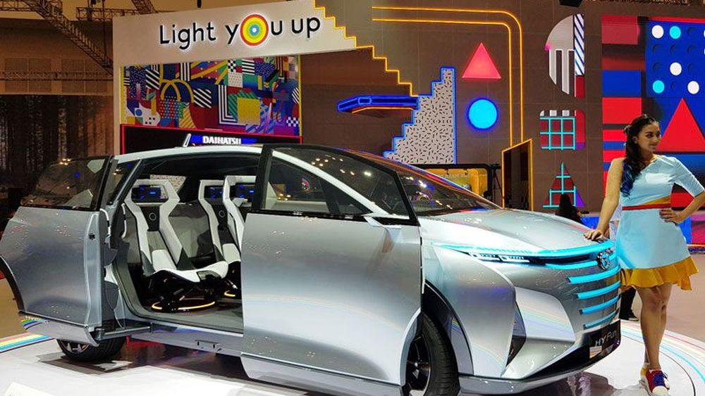 Daihatsu HY Fun Concept at GIIAS 2019 8