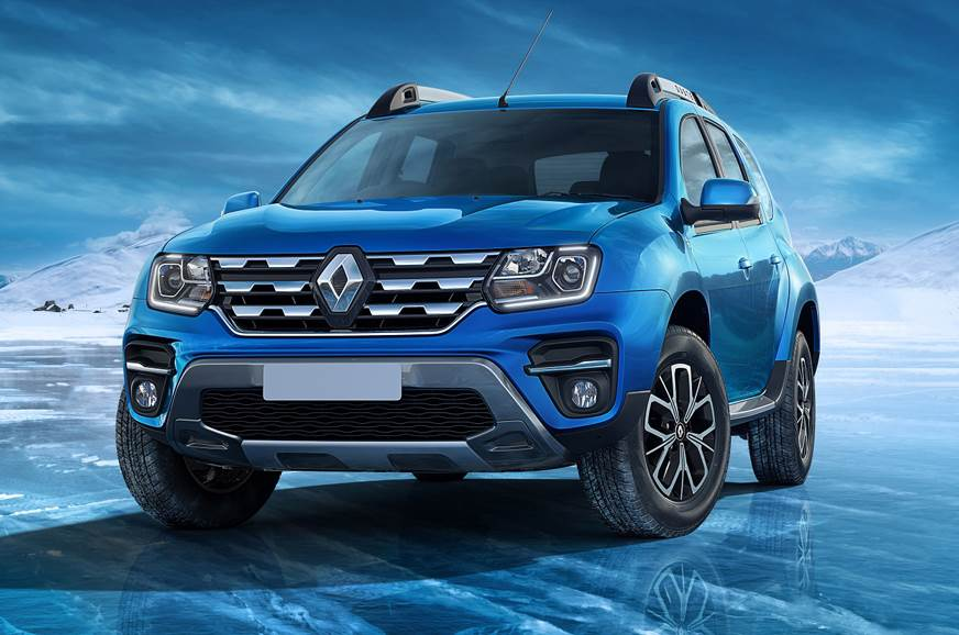 2019 Renault Duster Facelift Launched in India at INR 7.99 lac 7