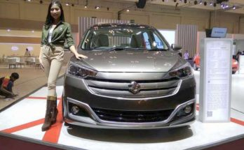 Suzuki Displays the Ertiga 6-seat Concept at GIIAS 2019 4