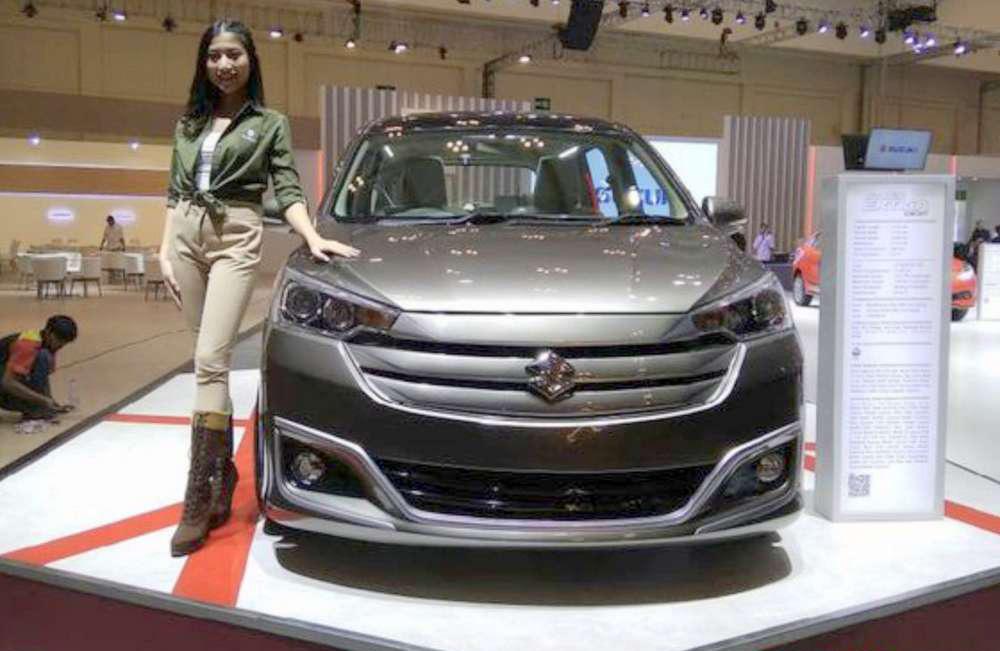 Suzuki Displays the Ertiga 6-seat Concept at GIIAS 2019 4