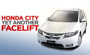 Honda City Gets Yet Another Facelift 14