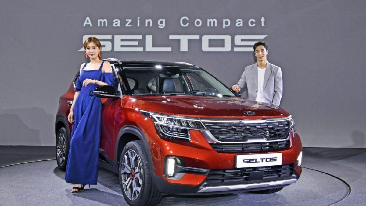 All New Kia Seltos Launched In South Korea Carspiritpk