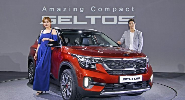 All New Kia Seltos Launched in South Korea 1