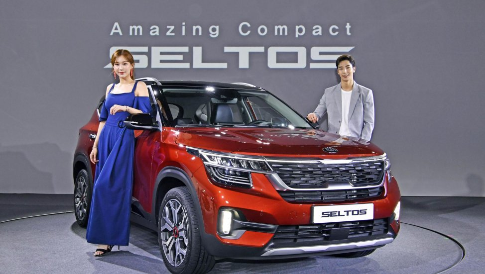 All New Kia Seltos Launched in South Korea 9