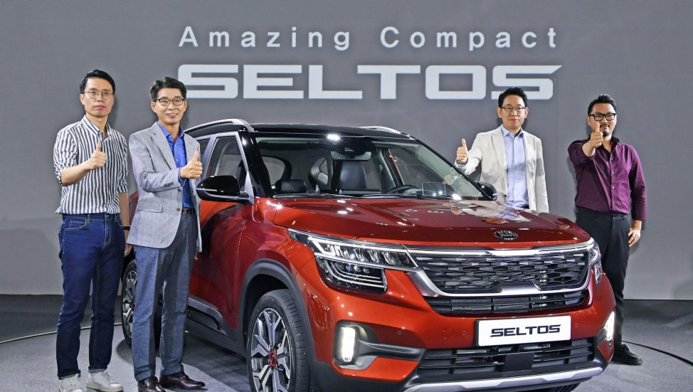 All New Kia Seltos Launched in South Korea 6