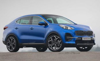 How Does Kia Sportage Look with this Coupe SUV Treatment? 20