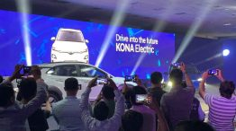Hyundai Kona Electric Launched in India Priced at INR 25.3 Lac 9