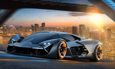 Lamborghini Aventador Successor may Debut at Frankfurt 2