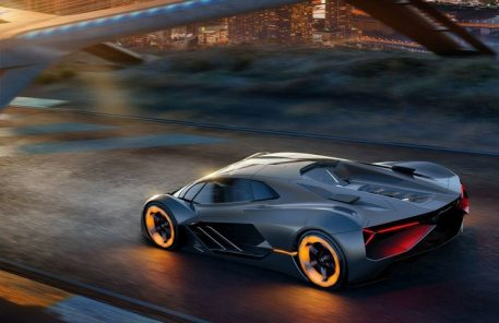 Lamborghini Aventador Successor may Debut at Frankfurt 5