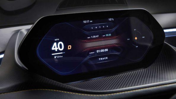 Lotus Unveils 2000 hp Evija EV Hypercar 12