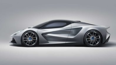 Lotus Unveils 2000 hp Evija EV Hypercar 8