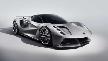 Lotus Unveils 2000 hp Evija EV Hypercar 3