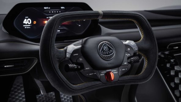 Lotus Unveils 2000 hp Evija EV Hypercar 15