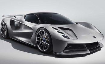 Lotus Unveils 2000 hp Evija EV Hypercar 11
