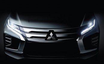 Mitsubishi Teases the New Pajero Sport 22