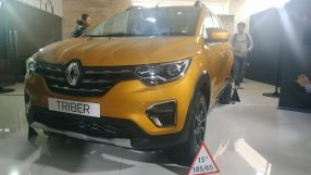 Renault Triber to be Showcased at GIIAS 2019 5