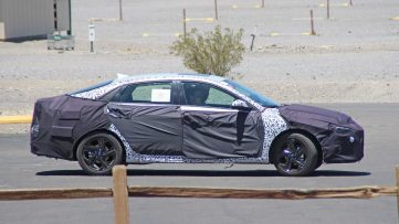 Next-Gen Hyundai Elantra Spied For the First Time 6